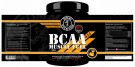 BCAA Muscle fuel Tropical Orange 400g thumbnail