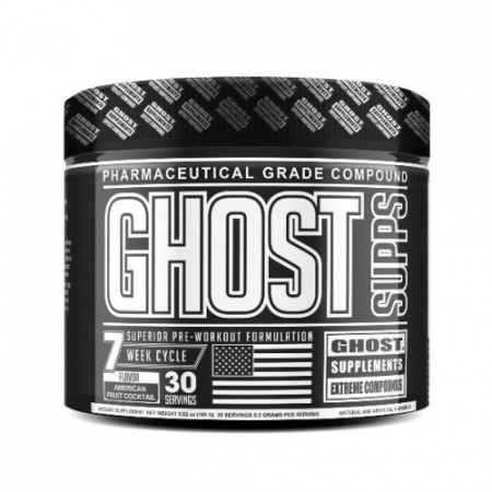 Ghost PWO 165g smak: American Fruit Cocktail