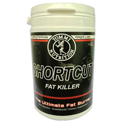 Shortcut Fat Killer 120 kapsler
