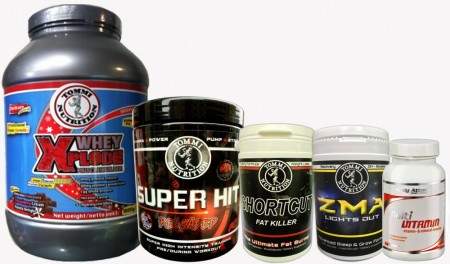 Total Muscle Pack