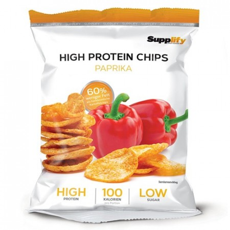 Protein Chips Paprika 50g