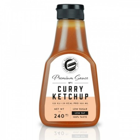 PREMIUM SAUCE 240 ML CURRY KETCHUP