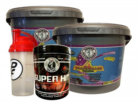 Muscle Gainer Pack