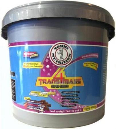 Trans4mass 4000g Chocolate
