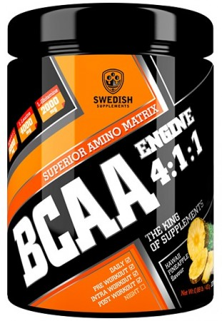 BCAA Engine 4:1:1 400g Hawaii Pineapple