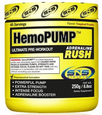 Hemo Pump Adrenaline Rush