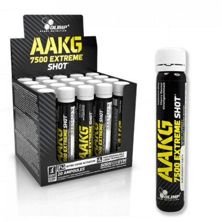 AAKG 7500 Extreme shot 25ml Cherry