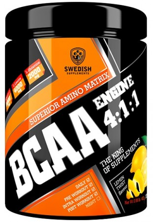 BCAA Engine 4:1:1 400g Lemon Twist
