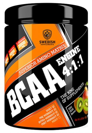 BCAA Engine 4:1:1 400g Kiwi Pear