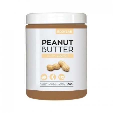 PEANUT BUTTER 1000G Ultra  Crunch
