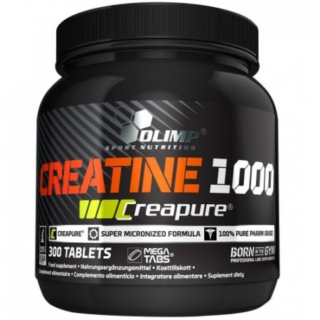Creatine 1000 Creapure ® 300 tablets Olimp
