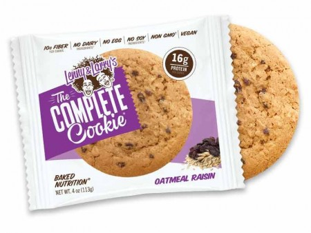 The Complete Cookie Oatmeal Rasin 1 stk