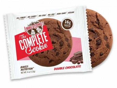 The Complete Cookie Double Chocolate 1 stk