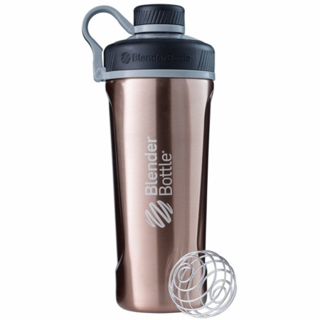 BLENDERBOTTLE RADIAN INSULATED STAINLESS STEEL, COPPER, 770ML