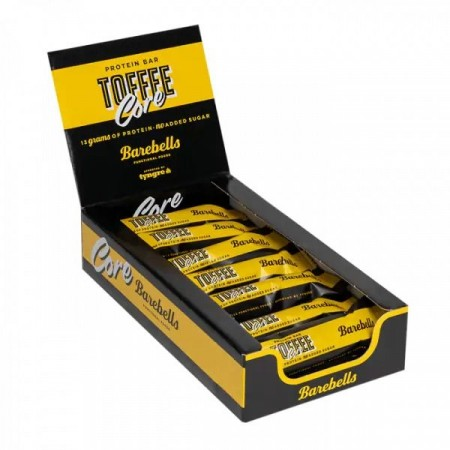 Barebells Protein Core Bar 40g x 14 Toffee