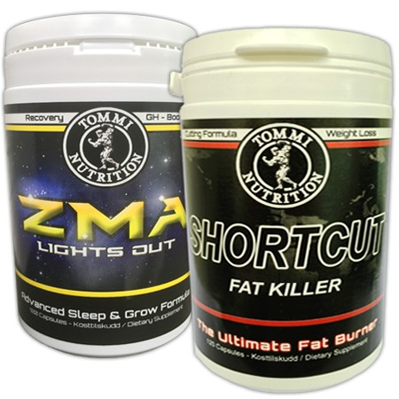 Shortcut + ZMA Lights Out