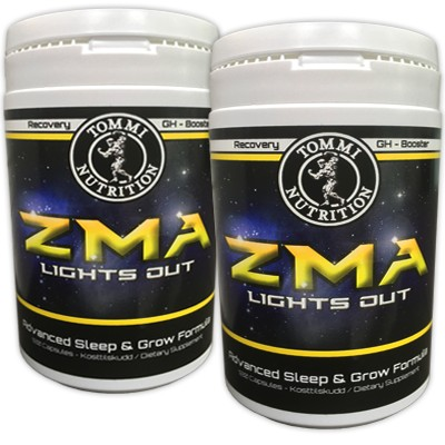 2 X ZMA Lights Out