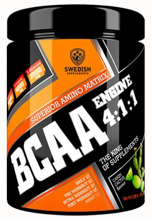 BCAA Engine 4:1:1 400g Candy Cactus