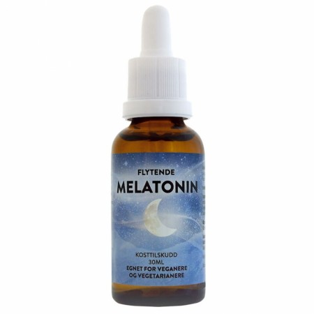 Flytende Melatonin 30 ml