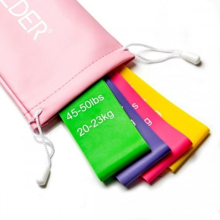 Booty Builder Mini Bands 4-pack (INTROTILBUD)