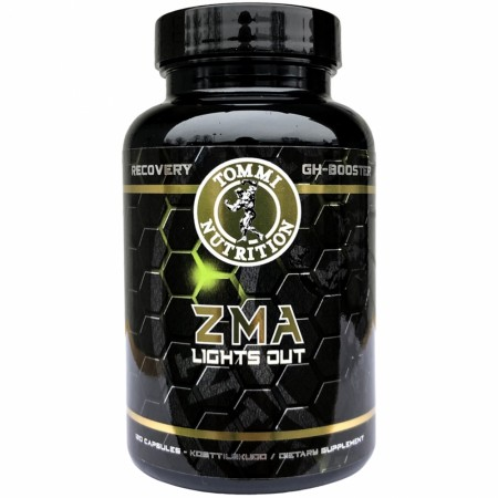 ZMA Lights Out 120 kapsler