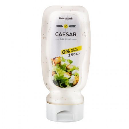 Caesar Dressing BODY ATTACK DRESSINGER LOW-CARB & LOW FAT 1 X 320ML