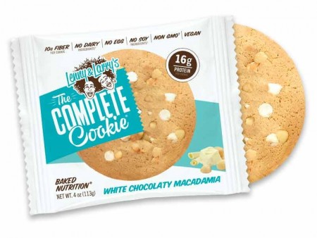 The Complete Cookie White Chocolate Macadamia 1 stk