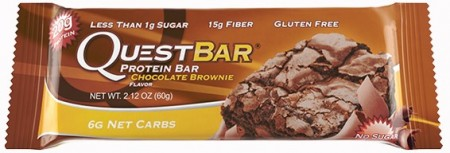 QuestBar Chocolate Brownie 60g