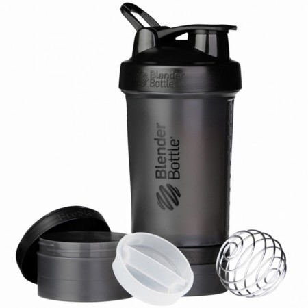 Blender Bottle® ProStak, Full Color Black, 650ml