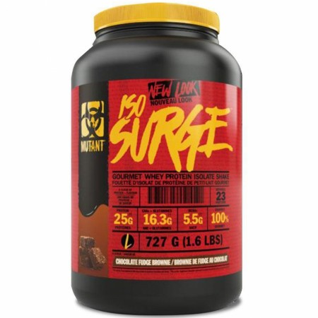 Mutant ISO Surge 727g Tripple Chocolate