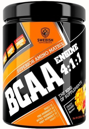 BCAA Engine 4:1:1 400g Mango