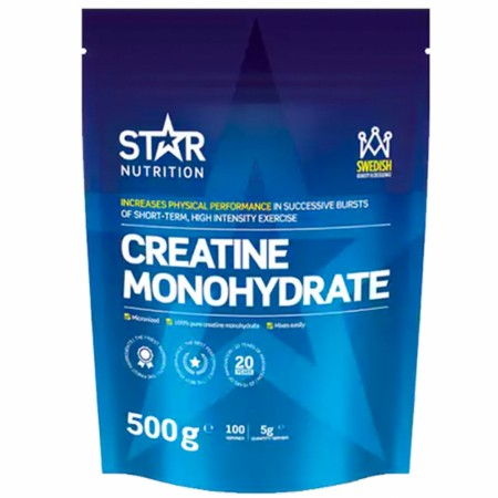 Creatine Monohydrate, 500g Star Nutrition