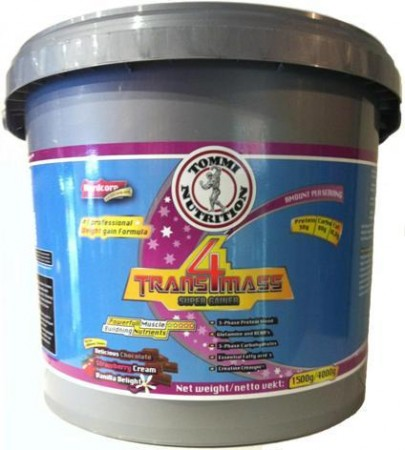Trans4mass 4000g Chocolate