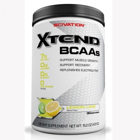 Xtend 431g (30) Serverings Lemon Lime
