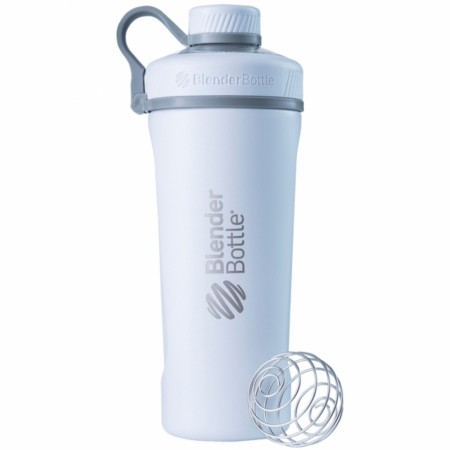 BlenderBottle Radian Insulated Stainless Steel, White, 770ml