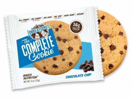The Complete Cookie Chocolate Chip 1 stk