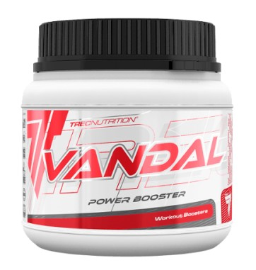 VANDAL 225G PRE WORKOUT GRAPEFRUIT - TROPICAL