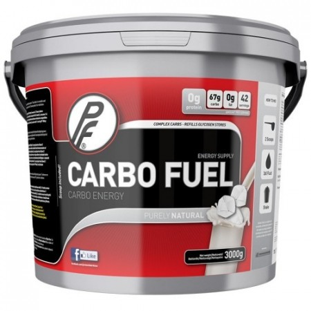Carbo fuel 3 kg Nøytral