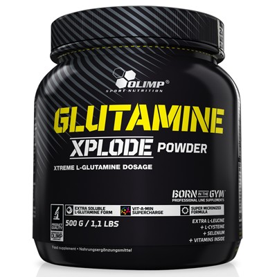 Glutamin Xplode 500g Lemon