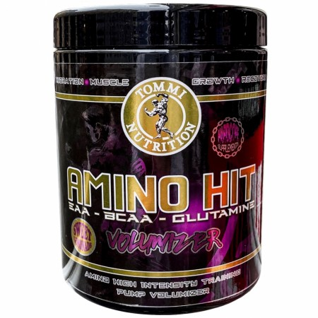 Amino HIT Pump Volumizer Sweet Lemonade 400g