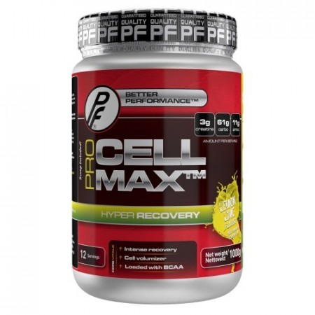 Cell Max 1000g Frisk Sitron