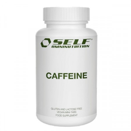 Caffeine 100mg - 100 tabletter
