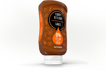 Callowfit Sauce – Curry Ketchup 300ml