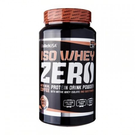 Iso Whey Zero 908g - Cafe Latte