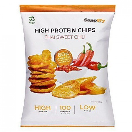Protein Chips Thai Sweet Chili 50g