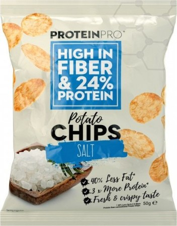 ProteinPro Chips Salt - 50g